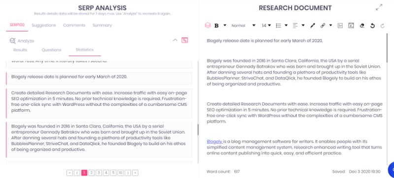 Research Docs
