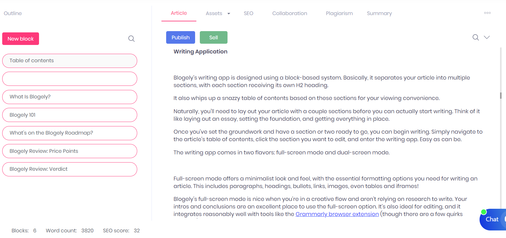 Blogely Review - Platform Overview