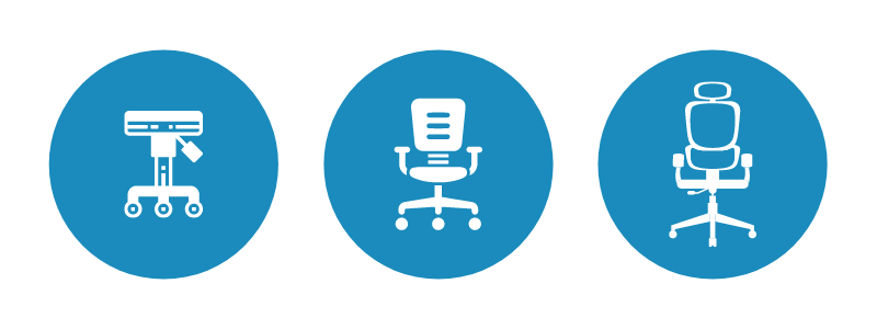 Types of Writing Chairs